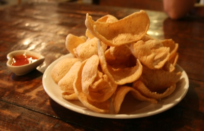 Krabbenchips (Foto: Cookmunity)